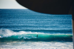 The lone wolf picking off a non-closeout this morning, Bondi 7:30am