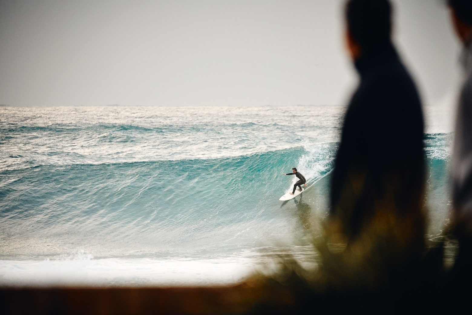 Bronte, walls for days!