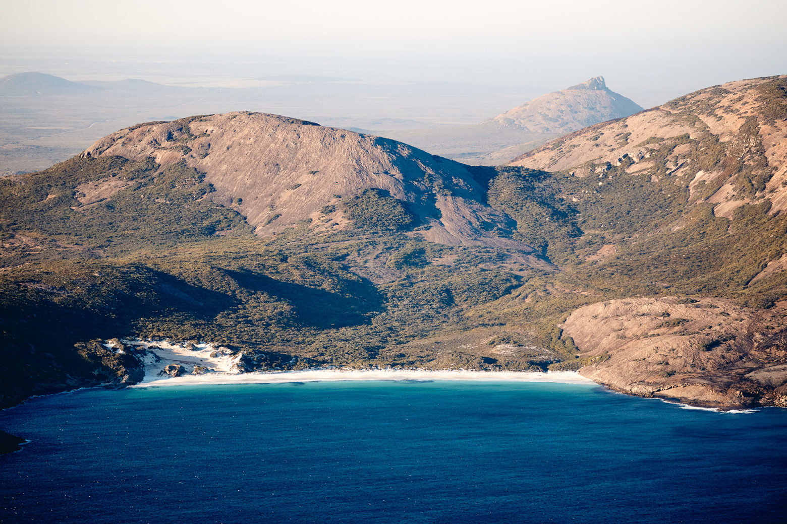 Esperance's beaches are some of the best in the country - and they're very uncrowded