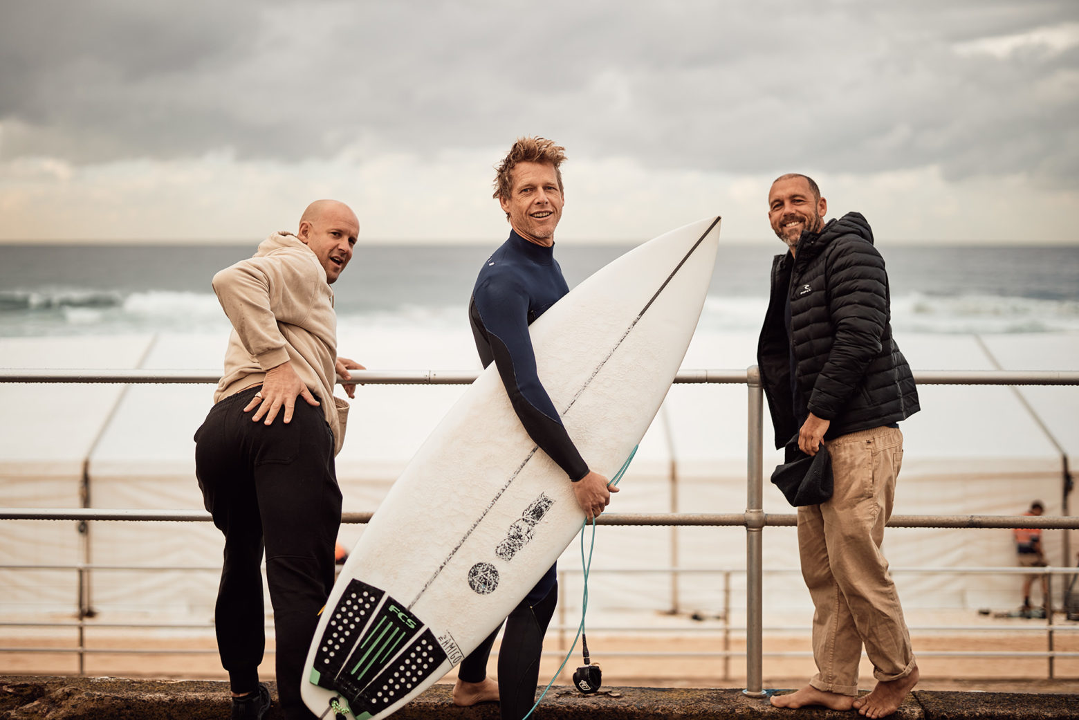 I've had to surf with these mugs for years. Gez, Tim and Bubba