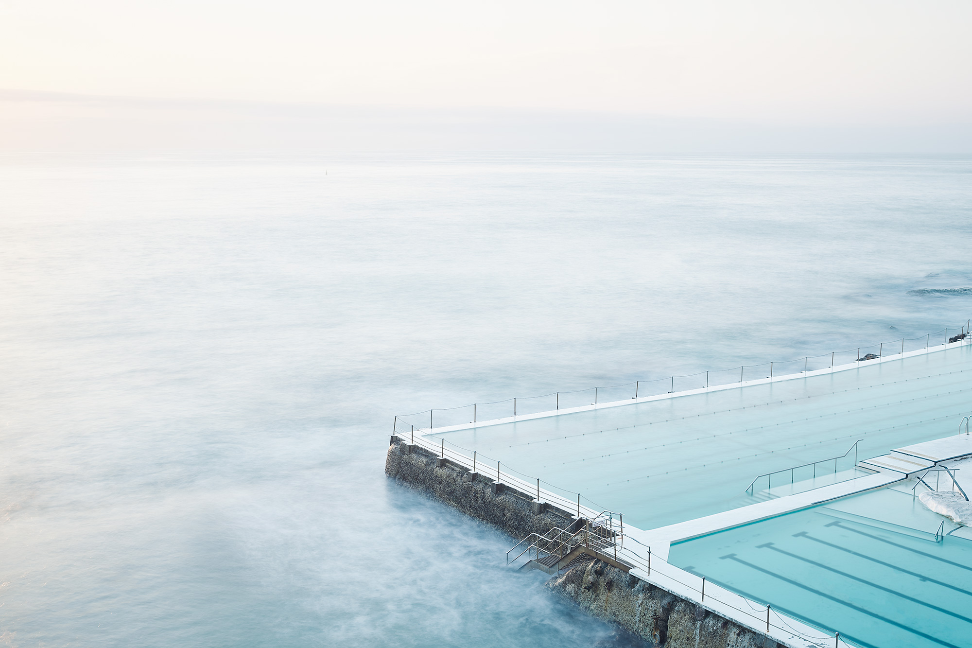 Ocean pools, unique to Sydney