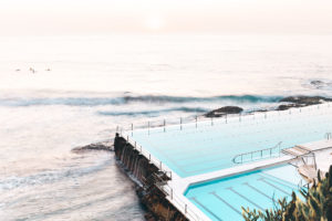 The salubrious Bondi Icebergs
