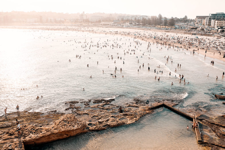 North Bondi looking pretty inviting