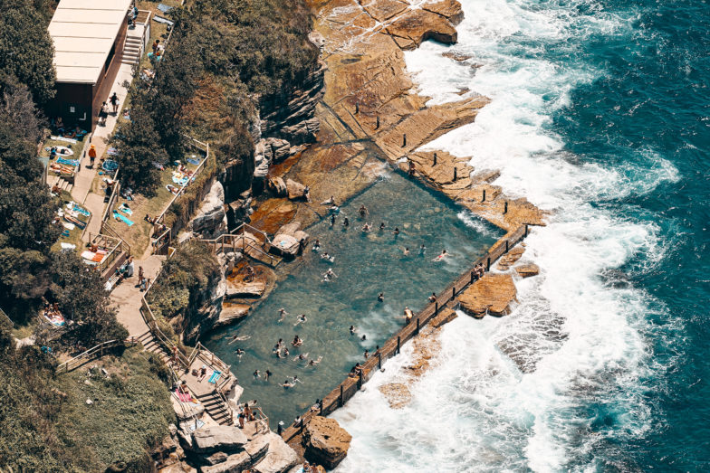 McIver Baths - ladies only