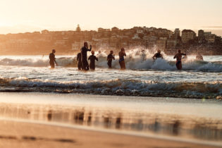 Swim squad, South Bondi