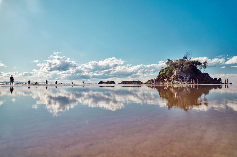 The Pass, Byron Bay - an icon