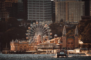 Luna Park, North Sydney
