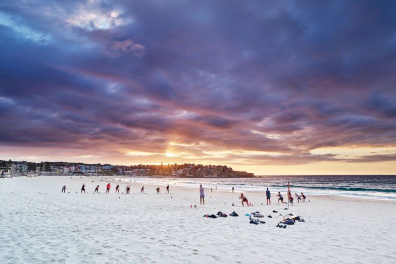 Boot Camp, Bondi Beach
