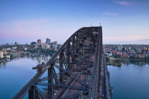 Bridging the gap to North Sydney