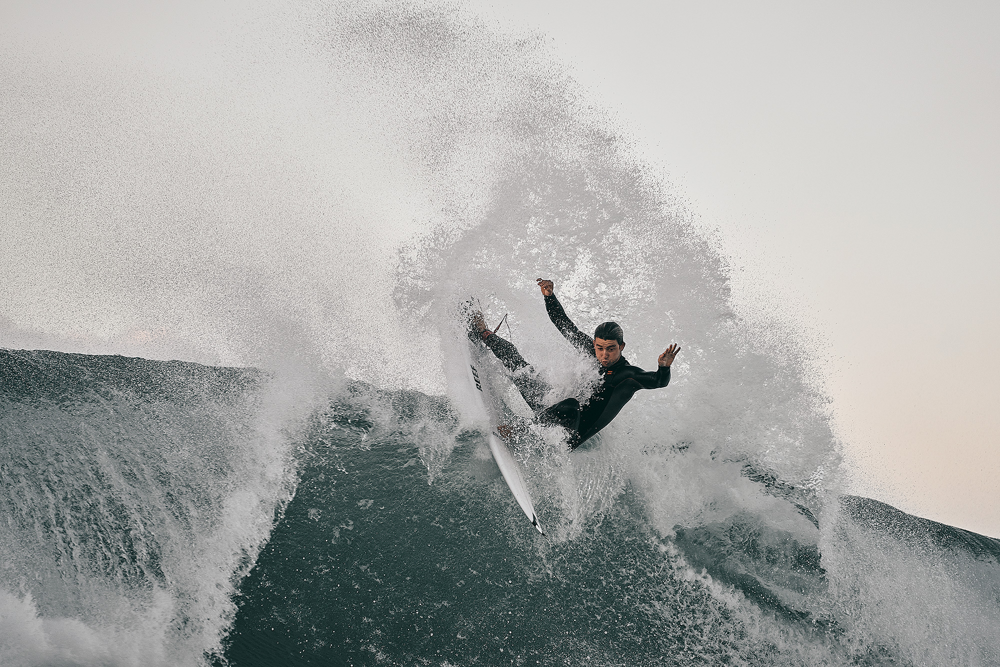 Griffin Colapinto smashing the lip