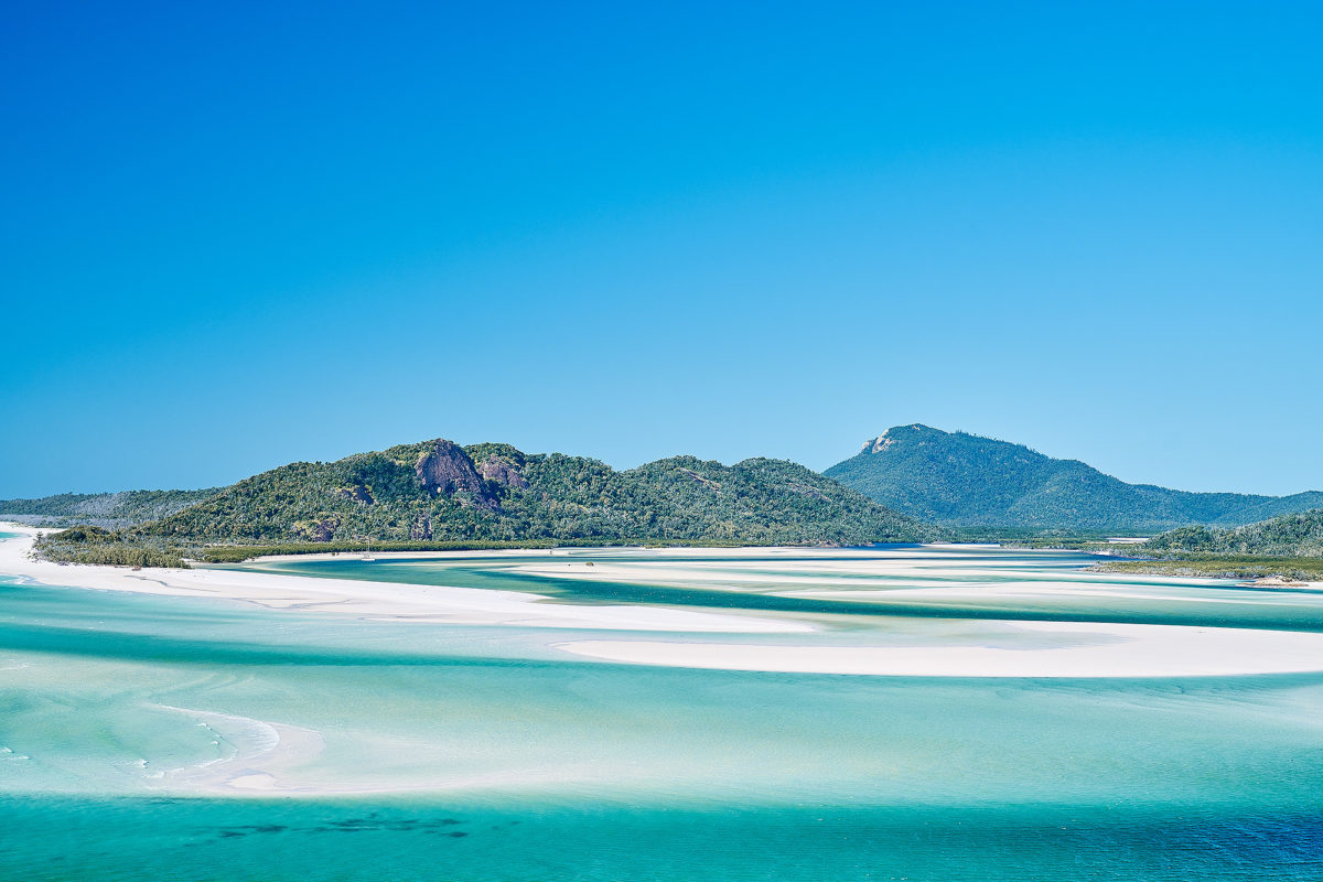 Hill Inlet - those colours!
