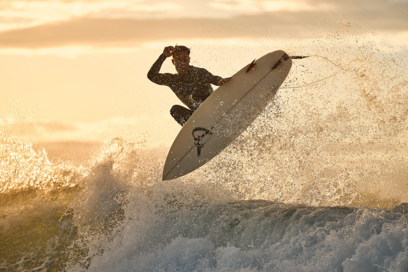 Broke a fin, bust and air, Tom Cole