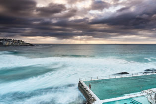 How it all started today @ Bondi