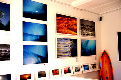 Aquabumps opens a Gallery in Bondi