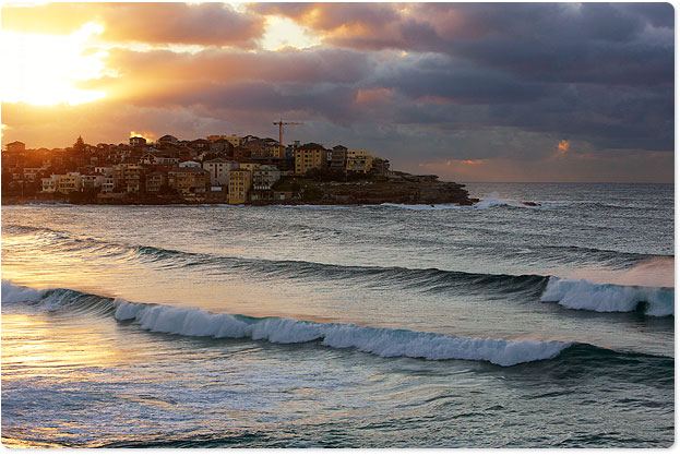 Bondi 7:05am unridden sets