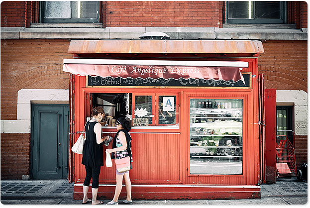 Cafe Angelique Express Nyc
