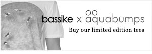 Buy bassike x Aquabumps tees