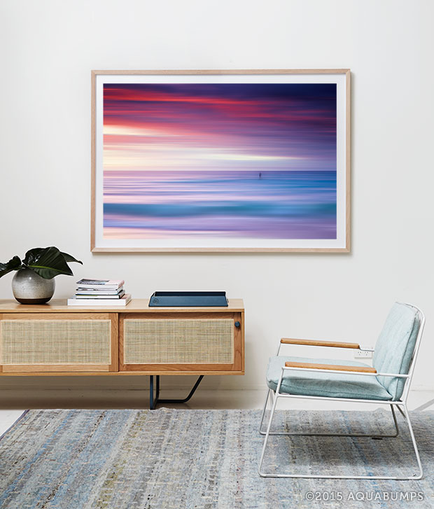 'Light Me Up' Bondi. This is hanging in the gallery and one of my current faves