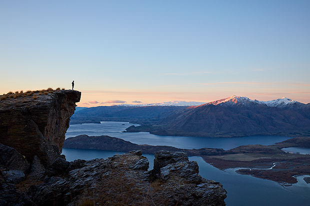 Best view point in Wanaka