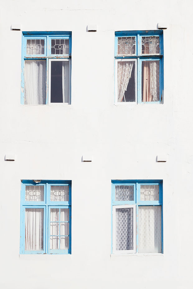 Windows with personality